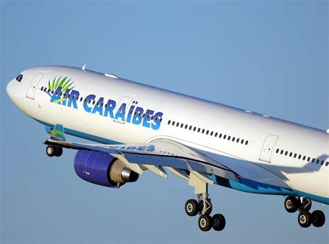 l 39 agenzia di viaggi più voli di air caraibes durante l inverno