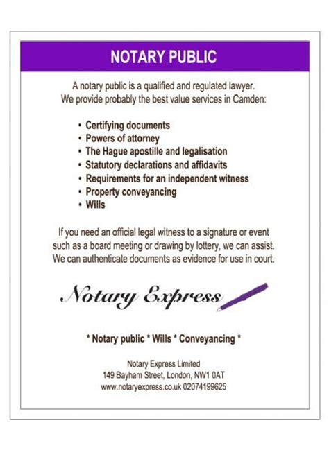 notary express notary service provider  norwich uk
