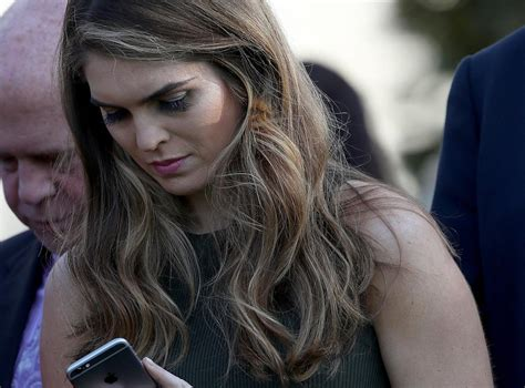 Hope Hicks becomes Donald Trump's third communications ...