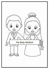 Coloring African American Activity Books Children Printable Bridal Shower Games Printables Activities Order Template Weddings 570xn Indian sketch template
