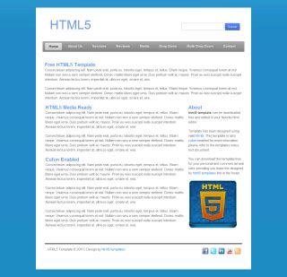 Simple Html Website Template 7 Best Images Of Basic Html Code Template Basic Html