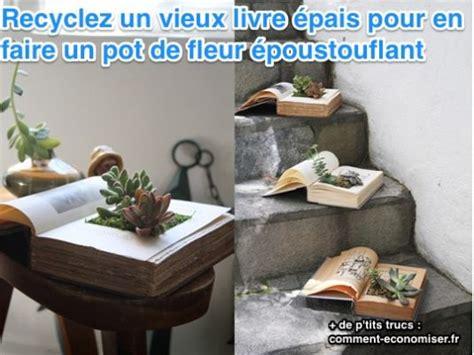 un pot de fleurs original qui va eblouir vos amis