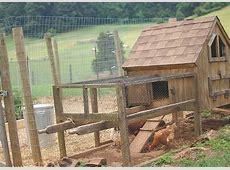 How to Build a Chicken Run • The Prairie Homestead