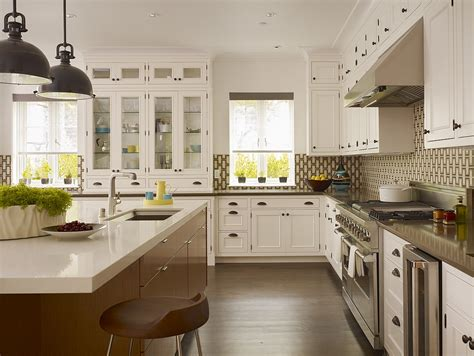 2 handle pull kitchen faucet 整体厨房效果图 土巴兔装修效果图