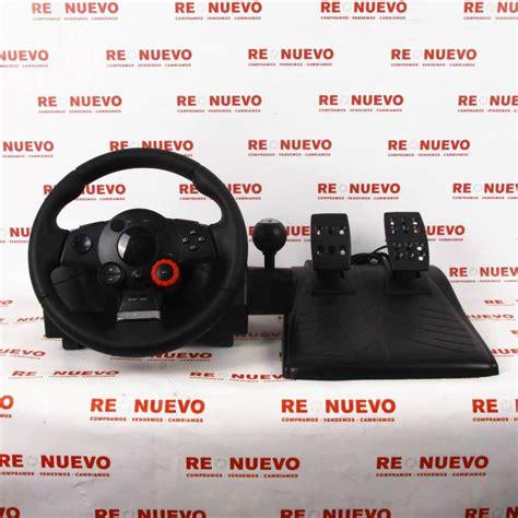 Volante Driving Gt by Volante Para Ps3 Driving Gt E271195 De Segunda Mano