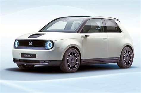 Electric Car Price by 2019 Honda E Prototype Electric Car Revealed Price Specs