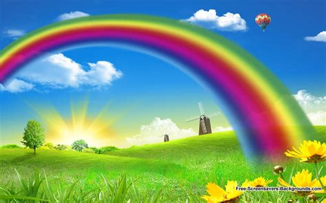 animated rainbow wallpaper gallery