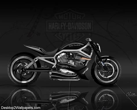 Harley Davidson Wallpaper Collection #1