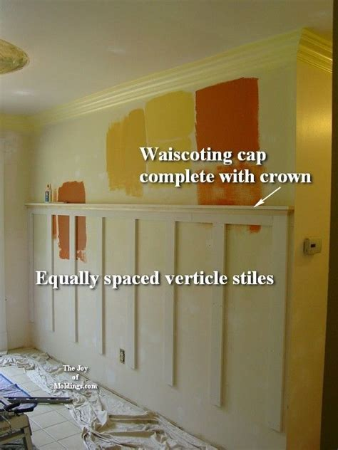 pictures  craftsman style wainscoating  wainscoting