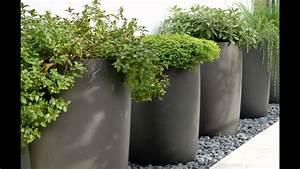 Planters: astounding large planter pots 2 Commercial ...