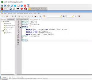 geany c header files download With geany templates