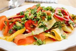 Salat Mit Zucchini : elle republic ~ Lizthompson.info Haus und Dekorationen