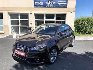 Audi A1 Tfsi 122 : audi a1 1 4 tfsi 122 ambition luxe du 50 500 kms vendu sarl auto vo contact ~ Gottalentnigeria.com Avis de Voitures