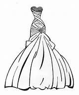 Coloring Dresses Printable Colouring Sheets Sheet Barbie Hope Since Bridal Educativeprintable sketch template