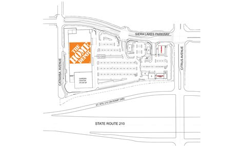Fontana Ca Sierra Lakes West  Retail Space For Lease