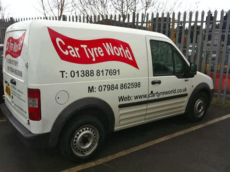 Mobile Tyre Fitting New Fleet