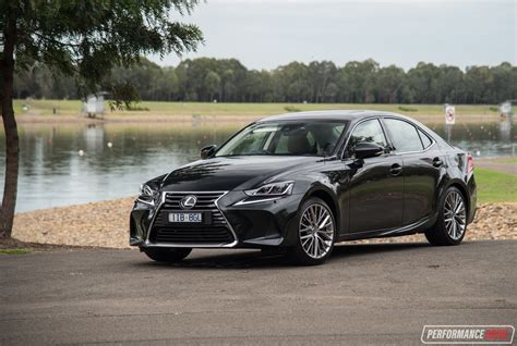 luxury lexus 2017 2017 lexus is 200t sports luxury review video