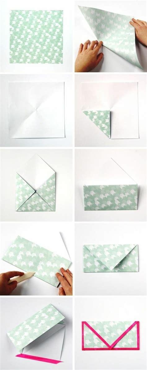 Les Meilleures Idées Pour Fabriquer Une Enveloppe