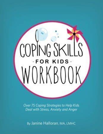 coping skills  kids workbook  sensory spectrum