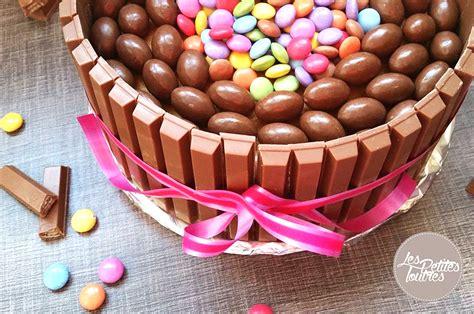 recette cuisine marmiton gâteau au chocolat kit smarties et schoko bons