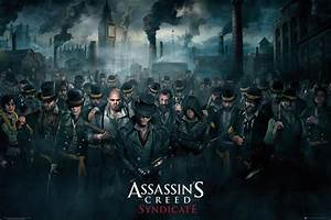 Assassin's Creed Syndicate - Crowd Poster | Sold at UKposters