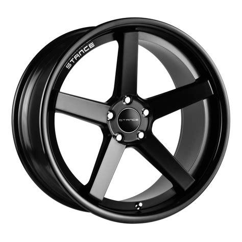 black wheels stance wheels tuner luxury sport wheels concave