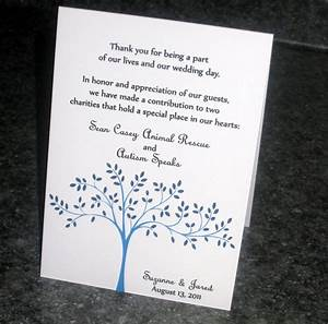 wedding gift donation to charity wording gift ftempo With wedding invitation wording honeymoon contribution