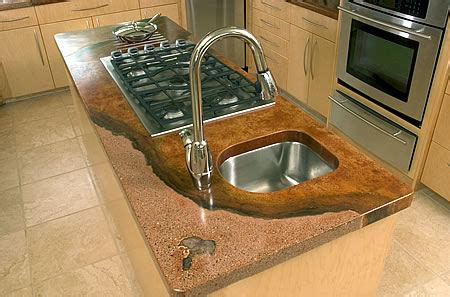 unique countertops from absolute concrete