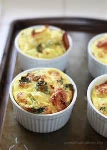 baked egg breakfast casserole overnight mini baked egg casseroles yummy mummy kitchen a vibrant vegetarian blog