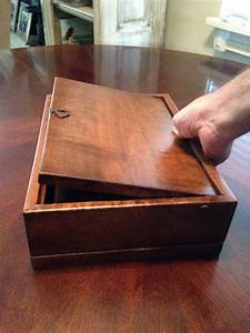 How To Build A Small Wooden Box Using The Parts From An