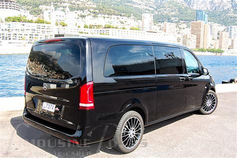 Limousine Tours by Limousine Tours Monaco Luxury Car Rental Mercedes Vito