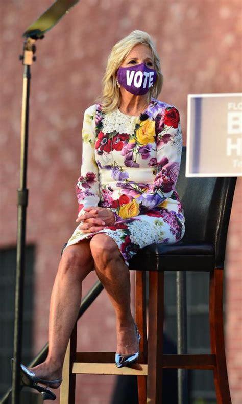 check  jill bidens signature style  fashion photo