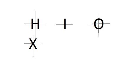 alphabets    rotational