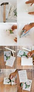 Diy wax paper wedding invitations once wed for Easy diy wedding invitations instructions
