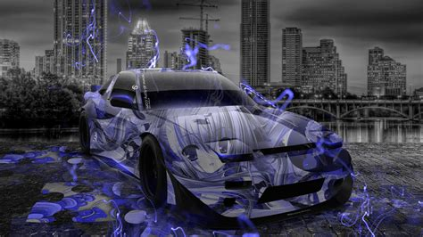 Red coupe digital wallpaper, khyzyl saleem, car, datsun 240z. Nissan 180SX JDM Tuning Anime Aerography City Car 2014 ...