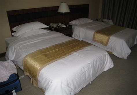 Hotels In China  Part 6 Hotel Beds  Beau Sides