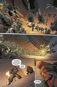 ComicList Previews GEARS OF WAR THE RISE OF RAAM 3
