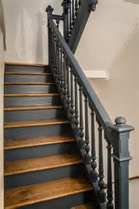 Repeindre Escalier Chene by Chantier 17 Villa D Al 233 Sia 75014 Paris