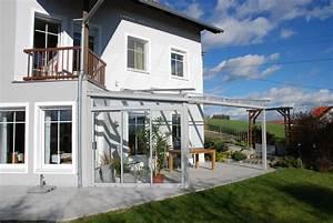 terrassenuberdachung mit wintergarten beschattung With terrassenüberdachung mit beschattung