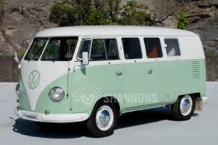 sell home interior sold volkswagen kombi split window cervan conversion