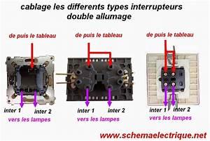 Cabler Un Va Et Vient : interrupteur legrand ip55 schema raccordement ~ Voncanada.com Idées de Décoration