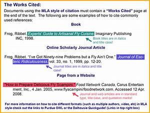 53  Mla Video Citation Example