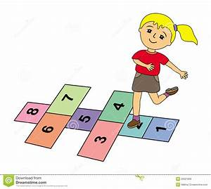 Hopscotch Royalty Free Stock Image - Image: 29321856