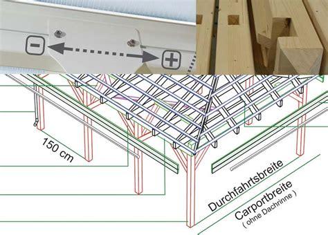carport statik selber berechnen alles zum bausatz carport carport ratgeber