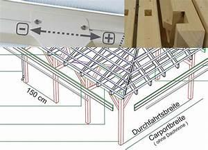 Doppelcarport Selber Bauen : alles zum bausatz carport carport ratgeber ~ Lizthompson.info Haus und Dekorationen
