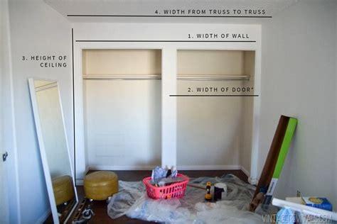Diy Bypass Barn Doors Part 1 • Vintage Revivals