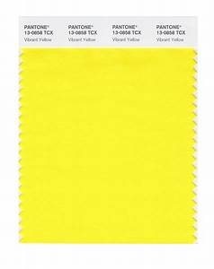 BUY Pantone Smart Swatch 13-0858 Vibrant Yello