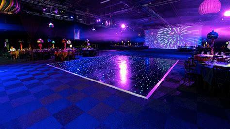 black dance floor hire albert hall dance floors