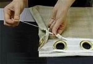 Oeillet De Rideau : bande avec oeillets pour rideaux ~ Premium-room.com Idées de Décoration