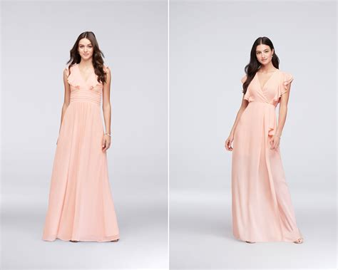 Davids Bridal To Release Bridesmaid Dresses For Under 100